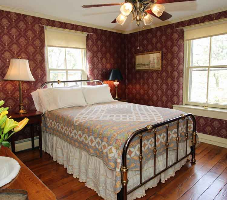 Bed and Breakfast in Lancaster PA