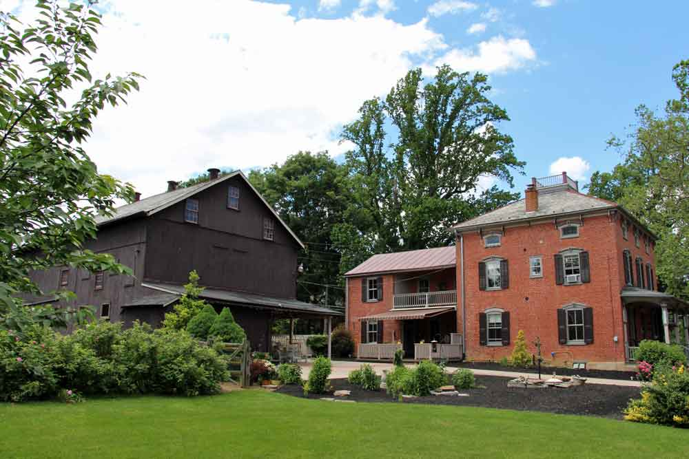 Lancaster County Bed and Breakfast