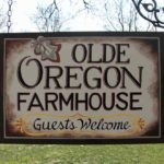 Olde Oregon Farmhouse Balcony Suite