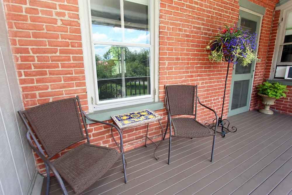 Lancaster PA Balcony Suite