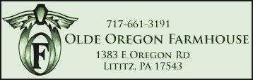 Olde Oregon Farmhouse